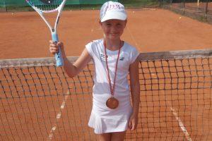 Ida Radig gewinnt Bronze