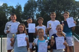 Ergebnisse der Jugend Stadtmeisterschaft