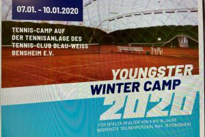 Youngster Wintercamp 2020 vom 7.1.-10.1.2020