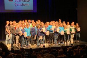 Sportlerehrung der Stadt Bensheim