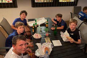 U14 I erobert Tabellenführung in der Bezirksliga A