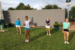 U12 II Juniorinnen lassen in Ober-Ramstadt nichts anbrennen