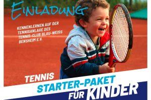 Starter-Paket für Kinder